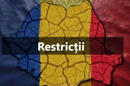 Starea de alertă – prelungită! Noi restricţii la nivel naţional şi local! Staţiunea Durău – inclusă pe listă!