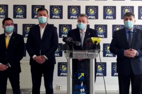 Laurenţiu Leoreanu şi Andrei Carabelea, numiţi prim-vicepreşedinţi ai PNL Neamţ