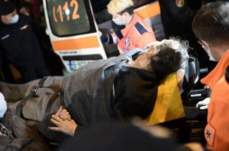 """Deputatul Ciprian Şerban: """"Criminali! Este inadmisibil să scoți bolnavii, astfel, din spital!"""""""