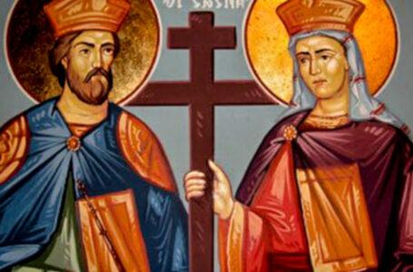 Mesajul deputatului Laurenţiu Dan Leoreanu cu prilejul Sf. Împăraţi Constantin şi Elena