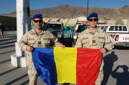 Doi jandarmi nemțeni, decorați de Armata S.U.A. şi de M.A.I.