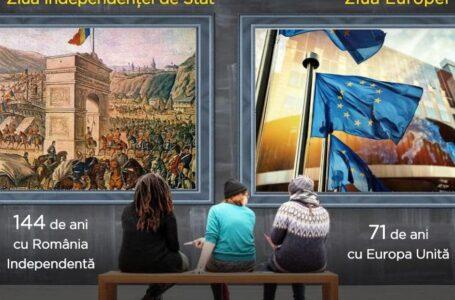 Deputatul Mugur Cozmanciuc (PNL): 9 mai, un moment cu triplă semnificaţie pentru trecutul şi viitorul României