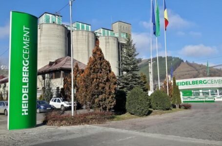 HeidelbergCement Taşca, amendată cu 200.000 lei de Garda de Mediu pentru poluarea cu amoniac