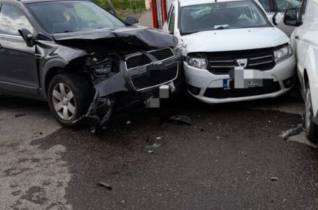 ALERTĂ Două fetiţe au fost rănite într-un accident rutier produs în Piatra-Neamţ