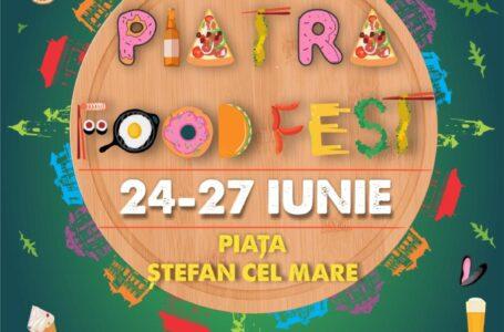 Invitație de participare a agenților economici din HoReCa la Piatra Food Fest