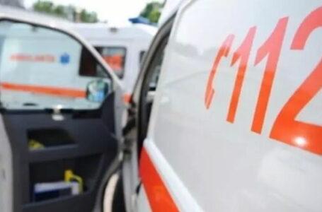 Accident la Pângăraţi. Doi copii şi un adult au fost răniţi.