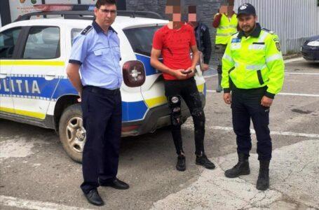 După 6 ore de căutări, tânărul dispărut pe malul Siretului a fost găsit de poliţişti