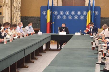 Primarii nemțeni ai PNL s-au întîlnit cu premierul Florin Cîțu