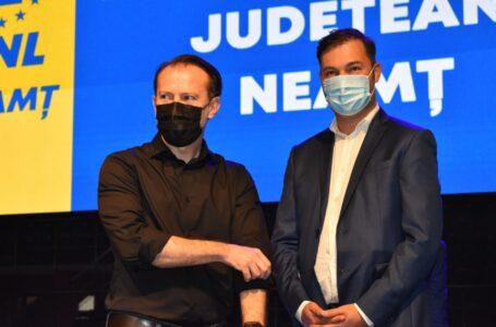 PNL Neamț, alături de Florin Cîțu