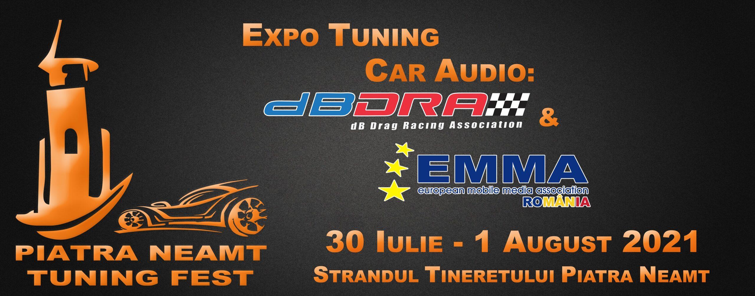 Piatra Neamț Tuning Fest, în perioada 30 iulie – 01 august