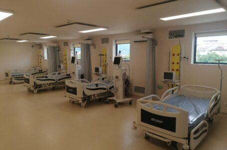 """Spitalul modular ATI Piatra-Neamţ a fost finalizat. Asociaţia """"Dăruieşte Viaţă"""" a strâns 2,7 milioane euro din donaţii."""