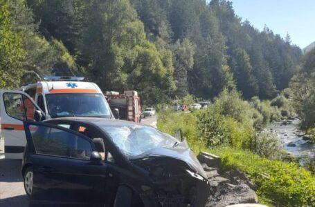 Şoferiţa implicată în accidentul de la Taşca a murit