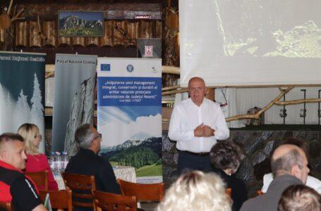 Asigurarea unui management integrat, conservativ și durabil al ariilor naturale protejate administrate de Județul Neamț