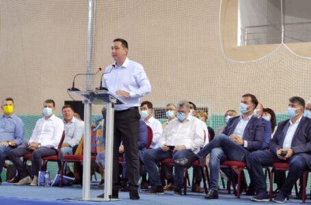 Daniel Vasiliu, noul preşedinte al Ligii Aleşilor Locali PNL Neamţ