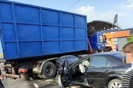 Accident rutier cu 3 victime la Răuceşti