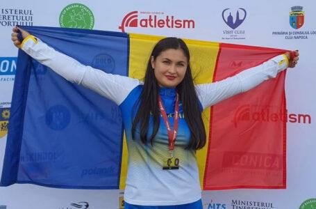 Nemţeanca Bianca Ghelber Perie a încheiat Finala de la Olimpiadă cu record personal