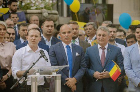"""Prefectul George Lazăr (preşedinte PNL Neamţ): Programul """"Anghel Saligny"""" – o şansă pentru dezvoltarea comunităţilor."""