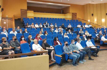 Programul de 50 miliarde lei, prezentat primarilor de prefectul George Lazăr și secretarul adjunct al Guvernului