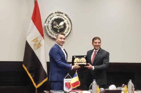 Ionel Arsene (președinte CJ Neamț): Mediul de afaceri din Egipt, interesat să investească în Neamț