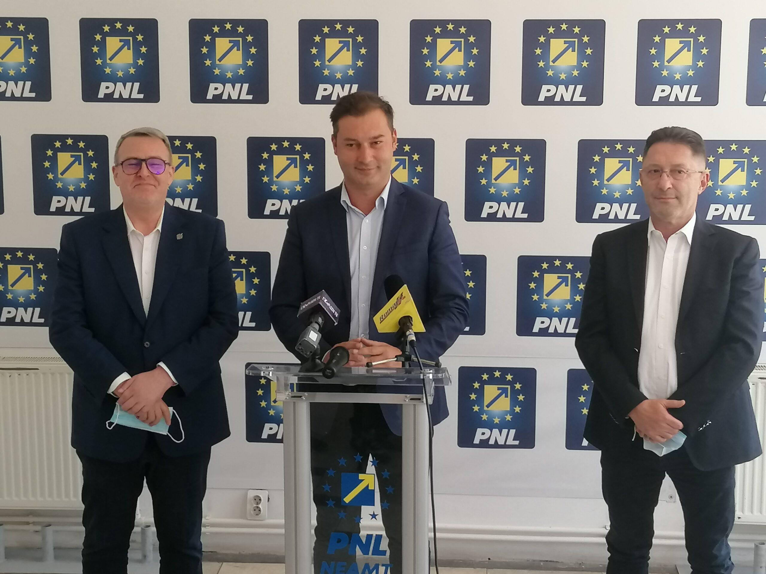 A doua oară, cu noroc! Harbuz a fost primit în PNL Neamț! (știre actualizată)