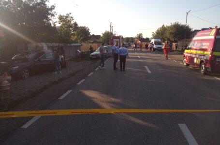 Accident rutier cu 2 victime la Vânători-Neamţ