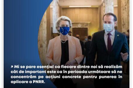 Deputatul Mara Calista (PNL Neamţ): Granturi de 14,2 miliarde euro şi împrumuturi de 14,9 miliarde euro prin PNRR