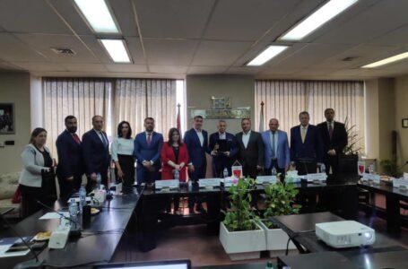 """Delegaţie a Consiliului Judeţean Neamţ, prezentă la Cairo, în cadrul """"Egyptian Businessmen's Association"""""""