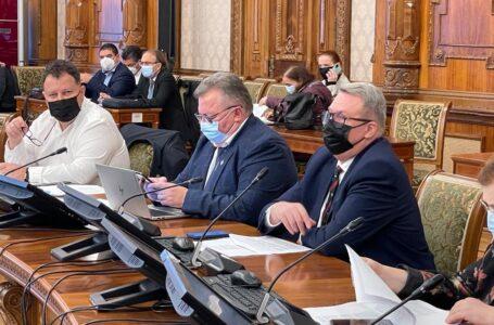 """Eugen Țapu-Nazare, PNL Neamț: """"Plafonarea prețurilor la energie și gaz, adoptată de Senat, în unanimitate"""""""